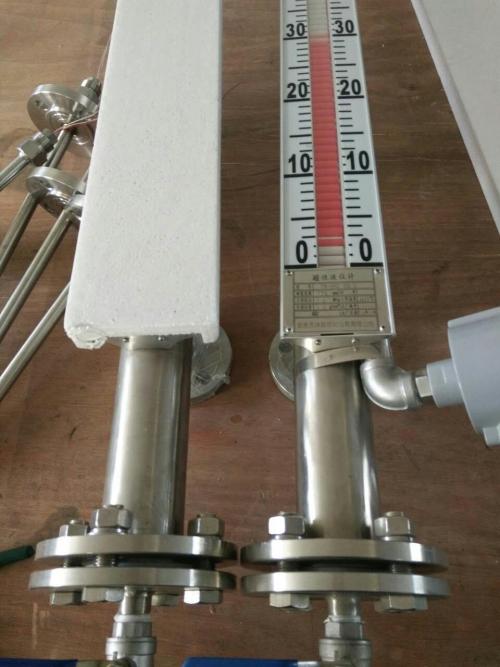 测装式磁翻板液位计